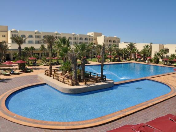 Hasdrubal Thalassa et Spa Djerba