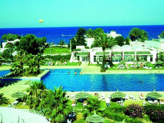 Hasdrubal Thalassa et Spa Port El Kantaoui