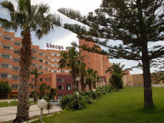 Hôtel Le Kheops